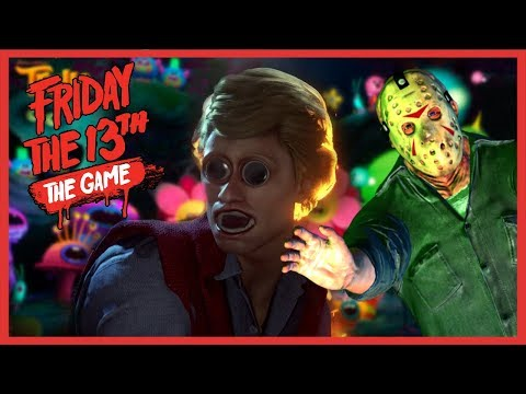 JASON'LA DALGA GEÇMEK | Friday The 13TH : The Game Deborah Kim Gameplay