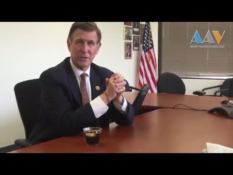 Interview with Congressman Donald Beyer