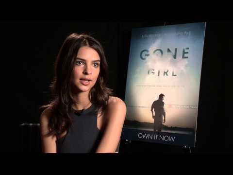 Gone Girl - Emily Ratajkowski interview