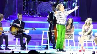 Rod Stewart- Zyggo dome-Amsterdam- 2013 june 12th-I don't want to talk about it