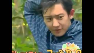 Law Of The Jungle-Brunei . Chanyeol Exo Wake Up