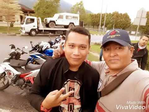 Program Amal Kebajikan Bersama Empire Melaka,STG,Pilot Road N BG Dan Semua Rider Sama
