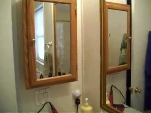 Mobile Home Madness Master Bathroom Remodel YouTube - Manufactured home bathroom vanity