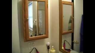 Mobile home madness - master bathroom remodel