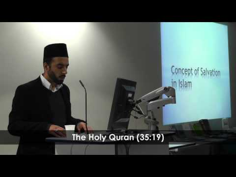 AMSA: What is Salvation? with Jay Smith and Raza Ahmad, Kingston University