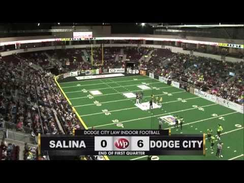 Dodge City Law vs. Salina Bombers - 3/29/2014