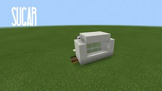 Minecraft sugar cane farm ideas