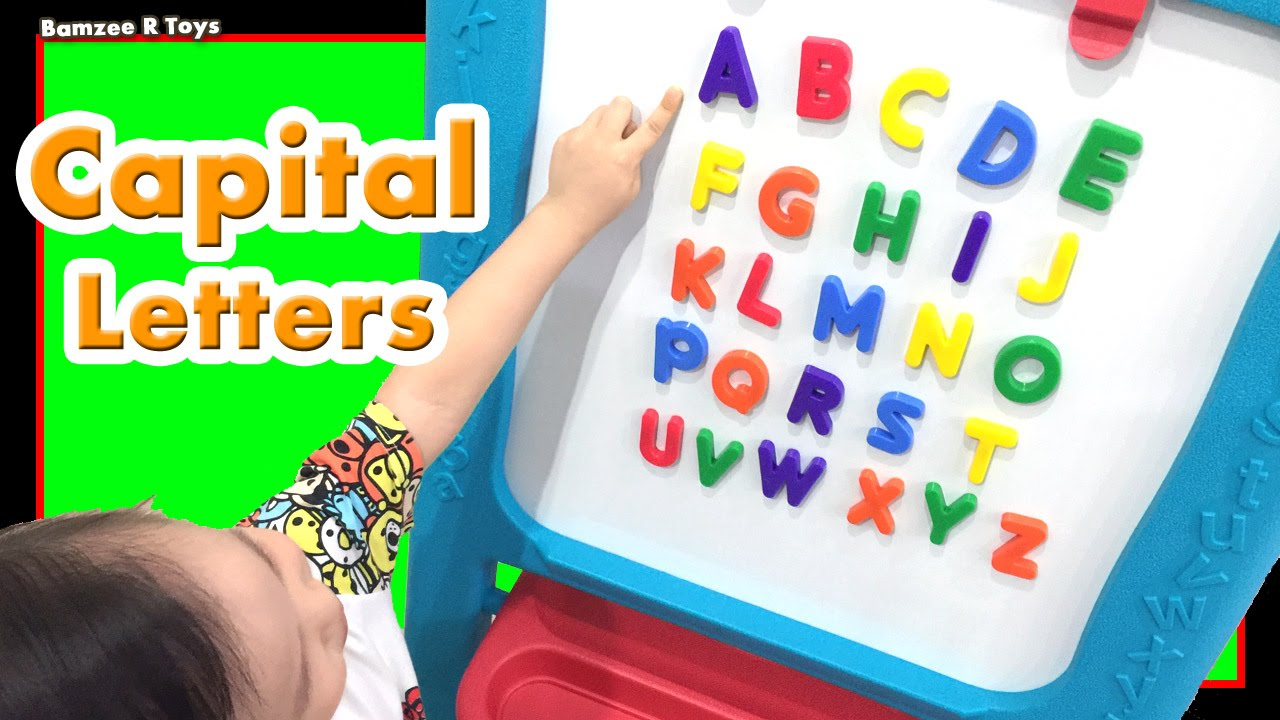 abc alphabet toddlers kids learn abc letters a to z for preschool kindergarten bamzee r toys youtube