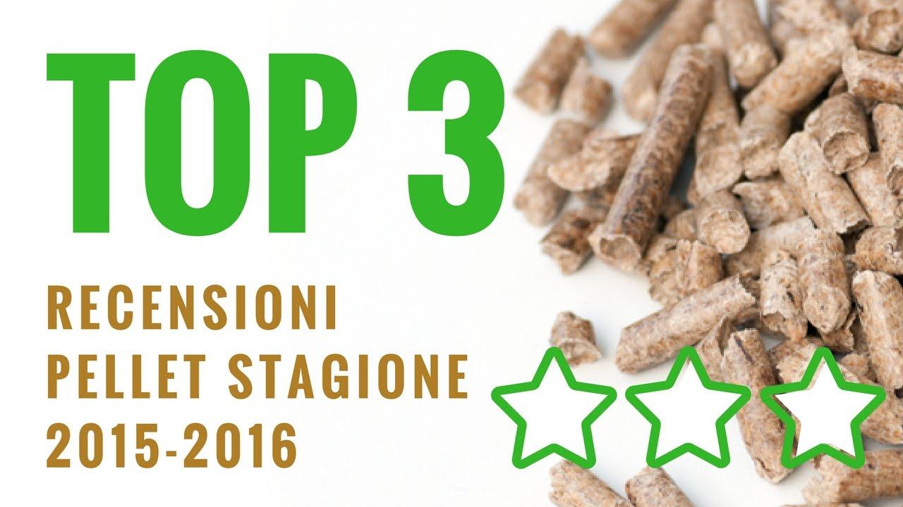 Top 3 miglior pellet provati recensioni nella stagione for Foto pellet