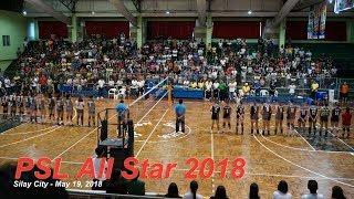 Gambar cover PSL All Star - Silay City - May 19, 2018 - HD