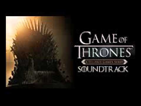 Telltales Game of Thrones Episode 1 Soundtrack  The Lords Authority #D1##D2#