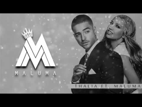 Desde esa Noche-Maluma Ft Thalia(Letra)
