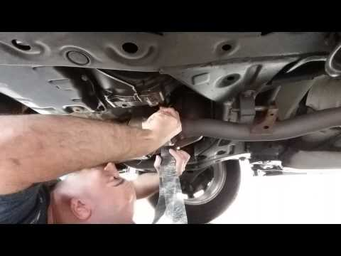 How To Fix a Muffler / Exhaust Leak For $3.00 in Five Minutes!!!