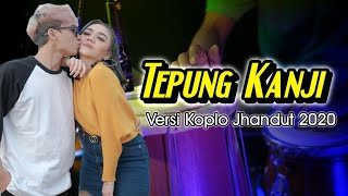 Gambar cover Aku Ra Mundur ( TEPUNG KANJI ) Versi Koplo Syahiba Saufa Feat James AP Sub BASS Glerr..