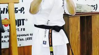 Shihan Aziz Ashrafov 武道芸術アカデミー18.02.2018