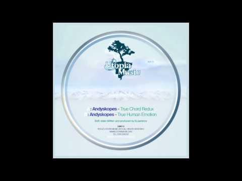 Andyskopes - True Chord Redux VIP (Utopia Music 013A)