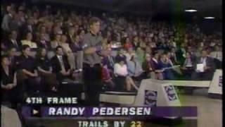 1994 Pete Weber vs Randy Pederson Part 1