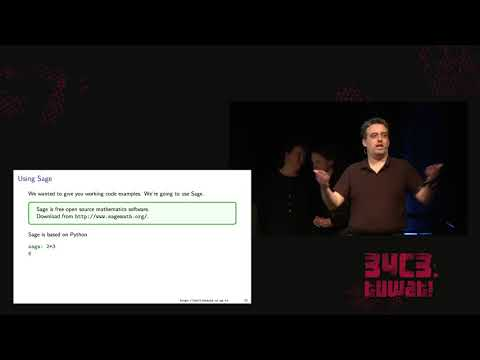 34C3 -  LatticeHacks