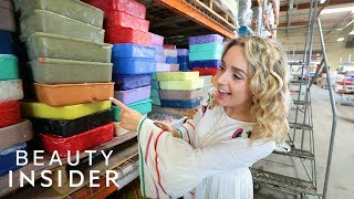 Soap Factory Makes Sustainable, Vegan Beauty Products By Hand