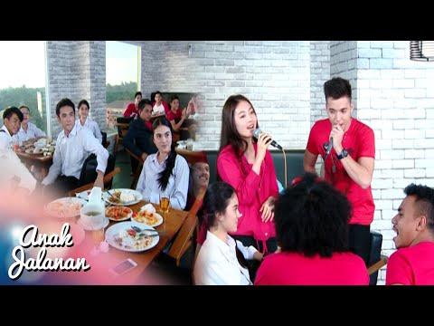 Sweet Banget Saat Boy Dan Reva Duet Bernyanyi [Anak Jalanan] [8 September 2016]