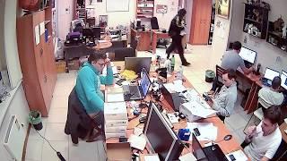 Фрагмент записи видео с камеры Link 128mini/SG/FG