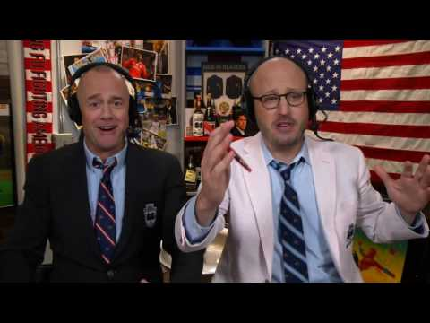 Men In Blazers: Euro2000&Copa July 7, 2016