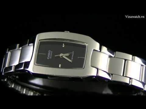 Đồng Hồ Casio Nữ LTP-1165A-1CDF Chính Hãng - VinaWatch