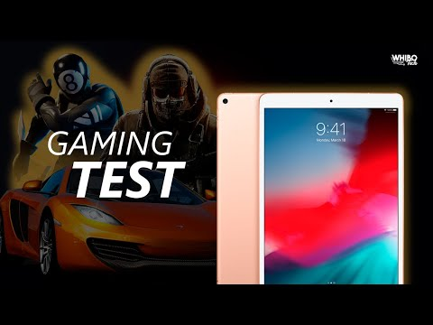 Gaming Performance | iPad Air (2019) Testing 8 Games: Fortnite, Call of Duty, ARK, PUBG, Free Fire..