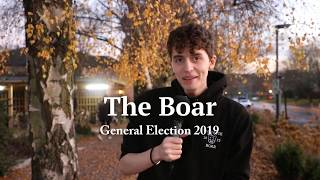 GE 2019: Warwick students play guess the manifesto policy