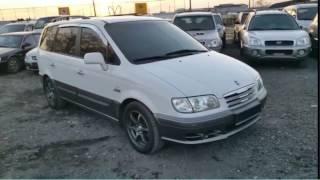 "[Autowini.com] 2004 Hyundai Trajet XG Gold A/T 9-seats (Automobile INT""L Co.)"