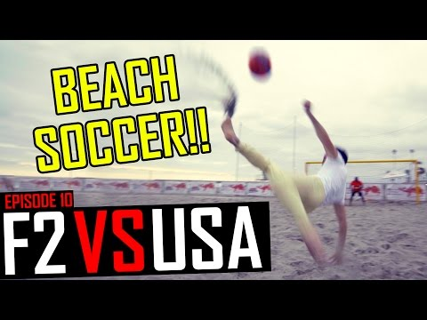 UNBELIEVABLE BICYCLE KICK!! | F2 vs USA | Episode 10