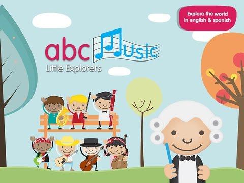 ABC Music - best app demos for kids
