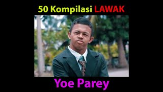 50 Kompilasi Lawak Yoe Parey - Drama Spontan Syahmi Sazli