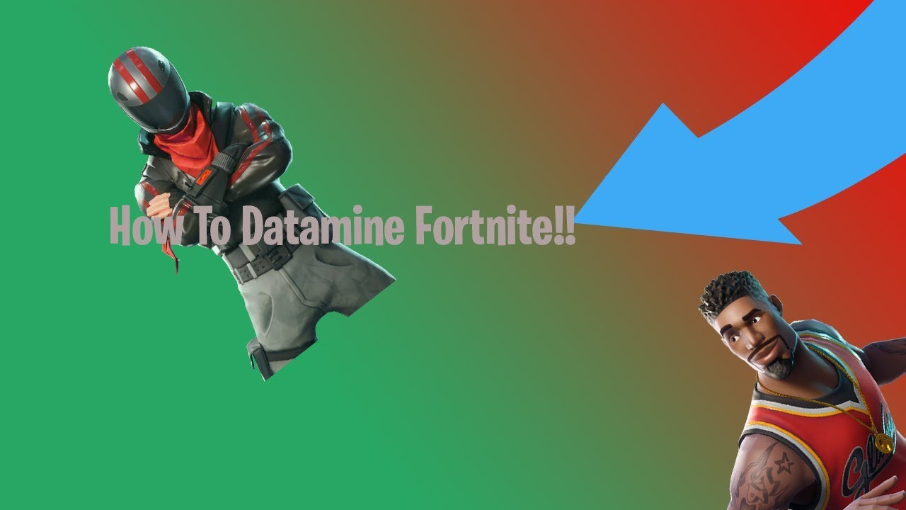 *How To Datamine Fortnite Game Files!!* (CHECK DESC )