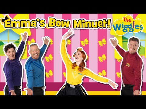 The Wiggles- Bow Minuet (Official Video)
