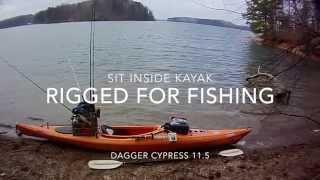 Diy Kayak Fishing - Sit Inside Kayak