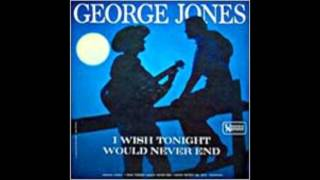 George Jones - Funny What A Fool Will Do