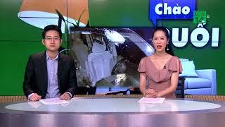 VTC14 | Hàng loạt ô tô bị kẻ xấu ném đá trên cao tốc Hà Nội - Thái Nguyên