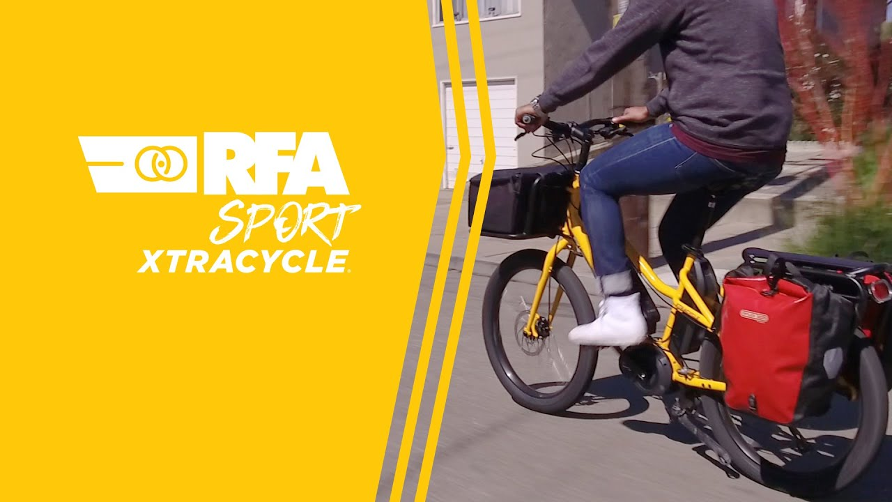 Xtracycle RFA Sport - YouTube