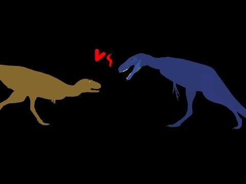 MBA:aucasaurus vs eotyrannus