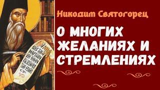 О  наших ЖЕЛАНИЯХ и стремлениях - Никодим Святогорец