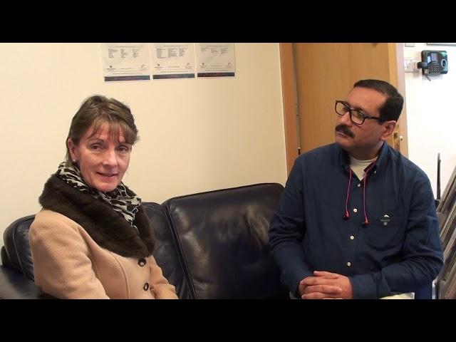 Seborrheic Keratosis patient