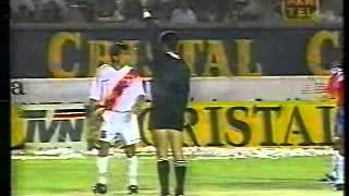 Perú 2 Chile 1 Goles de Maestri y Palacios 12 de enero 1997. Lima. Relatos de Micky Rospigliosi
