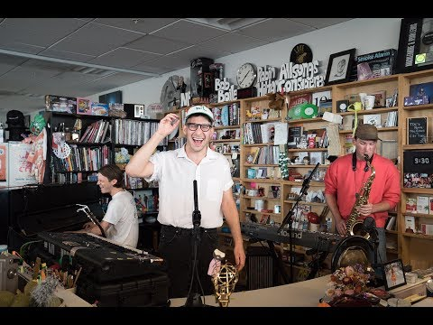 Bleachers: NPR Music Tiny Desk Concert