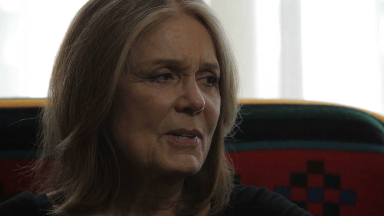Gloria Steinem talks about The Cherokee Word For Water