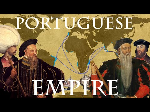 The Portuguese Empire 2 of 3
