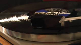 Vinyl HQ Pink Floyd shine on you crazy diamond / 1964 PE33 Studio broadcast turntable 1963 Shure M33
