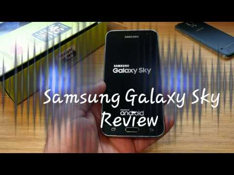 Samsung Galaxy Sky Full Review