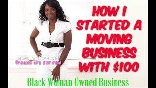 Saturday Talk w/ Geneva! How I Started A Moving Business w/ $100 & Talk Show w/ Zero! #UCan2