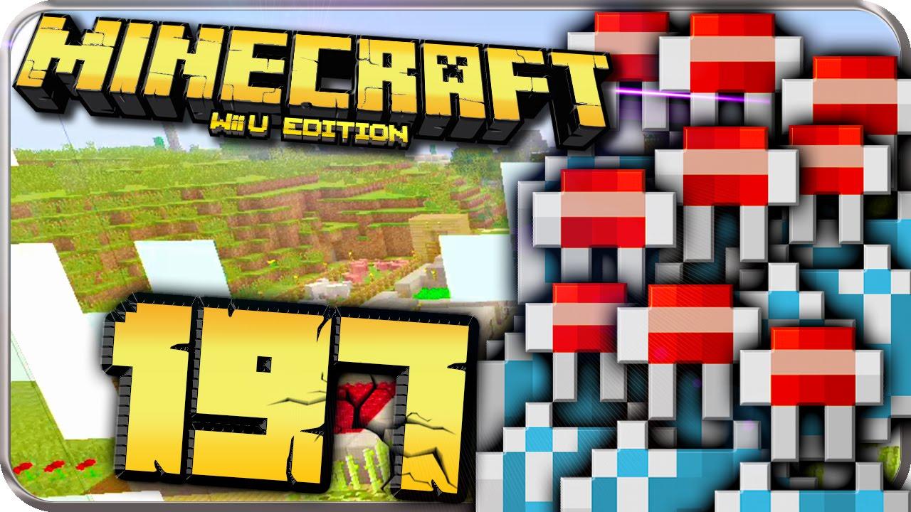 Let\'s Play MINECRAFT: Wii U EDITION Part 197: 9 TRÄNKE der ...